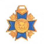Decorazione dei Cavalieri di San Marco istituiti in data incerta, già presenti nel XVI secolo